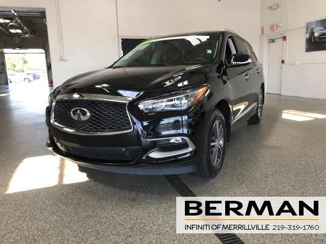 Certified Pre-Owned 2016 INFINITI QX60 Premium Plus Drivers Assistance