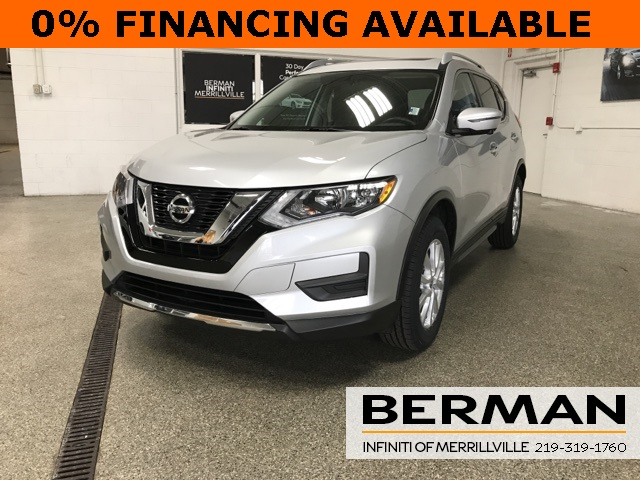 Pre-Owned 2017 Nissan Rogue SV Premium Touring