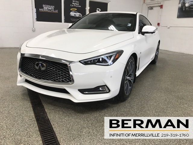 Certified Pre-Owned 2017 INFINITI Q60 3.0t Premium Plus Technology