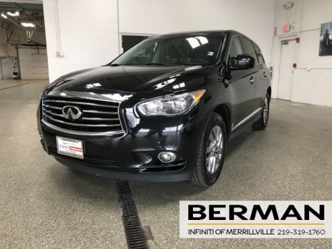 Pre-Owned 2014 INFINITI QX60 Premium Plus