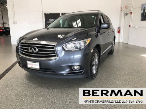 Certified Pre-Owned 2014 INFINITI QX60 Premium Plus Theater