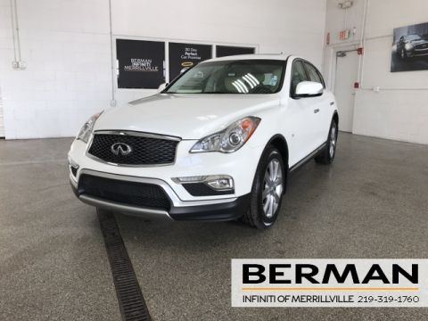 Certified Pre-Owned 2017 INFINITI QX50 Luxury
