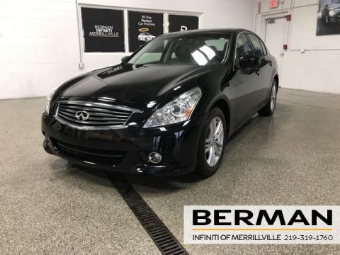 Pre-Owned 2012 INFINITI G37 X Luxury