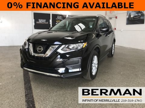 Pre-Owned 2017 Nissan Rogue SV Touring