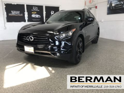 Certified Pre-Owned 2016 INFINITI QX70 Sport